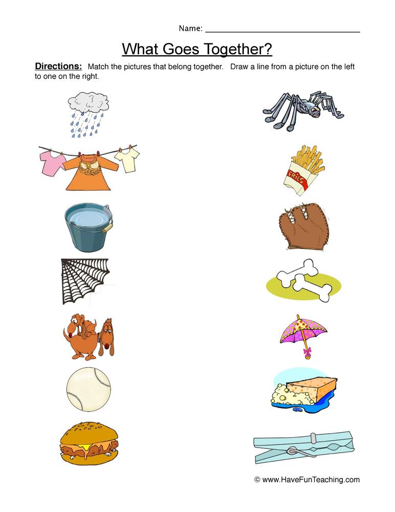 Basic Skills Worksheets Have Fun Teaching