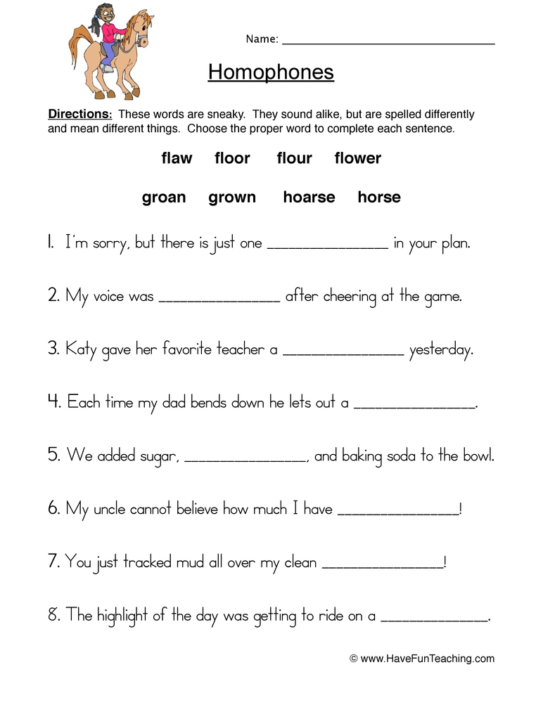 Worksheets English Worksheets For Grade 3 homophones worksheets have fun teaching worksheet 3