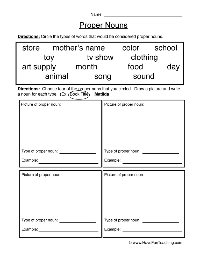 3rd grade verb worksheets