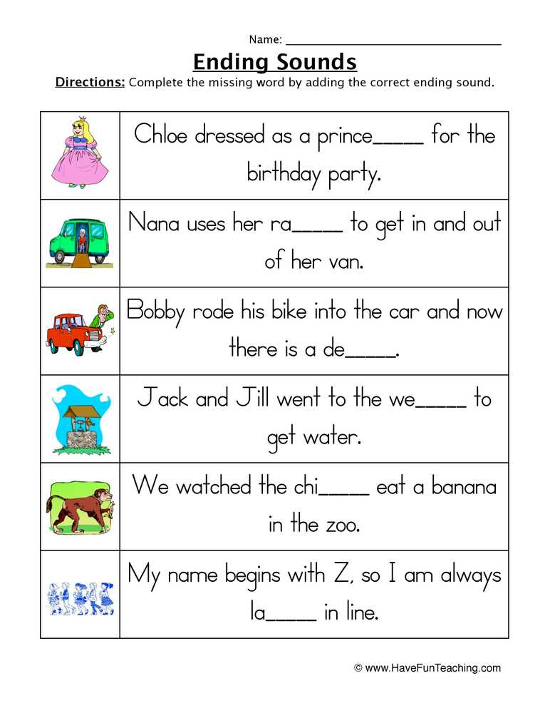 Printable Worksheets soft and hard g worksheets : Consonant Worksheets | Page 5 of 6 | Have Fun Teaching