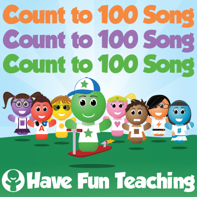 Count to 100 Song