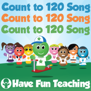 Count to 120 Song
