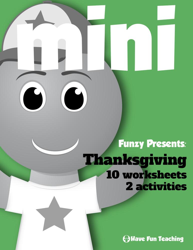 Thanksgiving Mini Pack