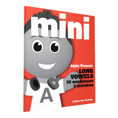 Long Vowels Mini Pack
