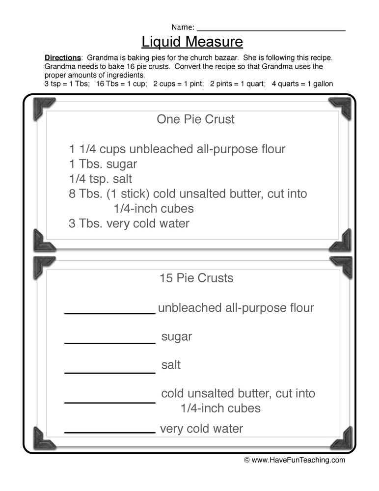 capacity worksheets kindergarten 1st grade measurement worksheets free printables education. Black Bedroom Furniture Sets. Home Design Ideas