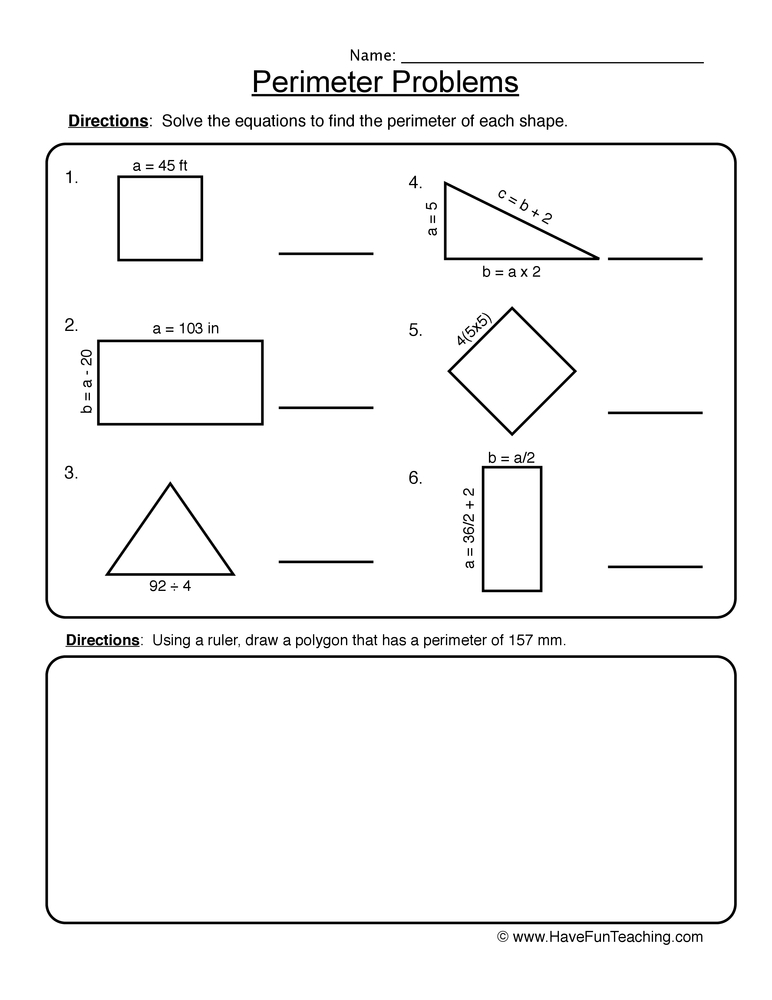 problem solving worksheet | Have Fun Teaching
