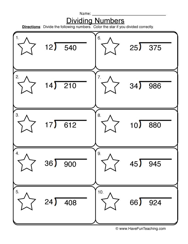 dividing 2 into 3 digit worksheet 1. Black Bedroom Furniture Sets. Home Design Ideas