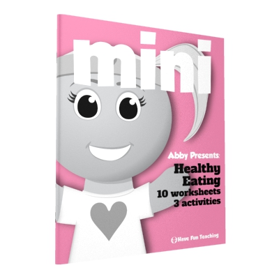 Healthy Eating Mini Pack