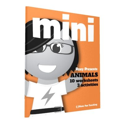 Animals Mini Pack