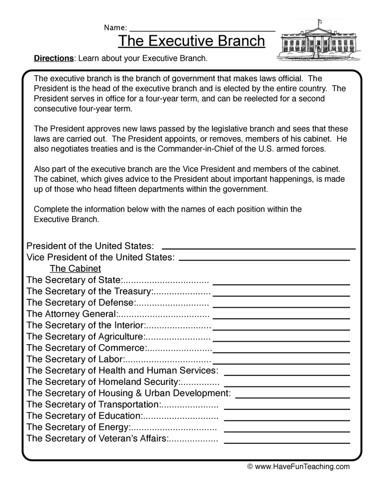 American Government Worksheet Answers Free Worksheets Library ...