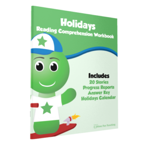 holidays-reading-comprehension-workbook