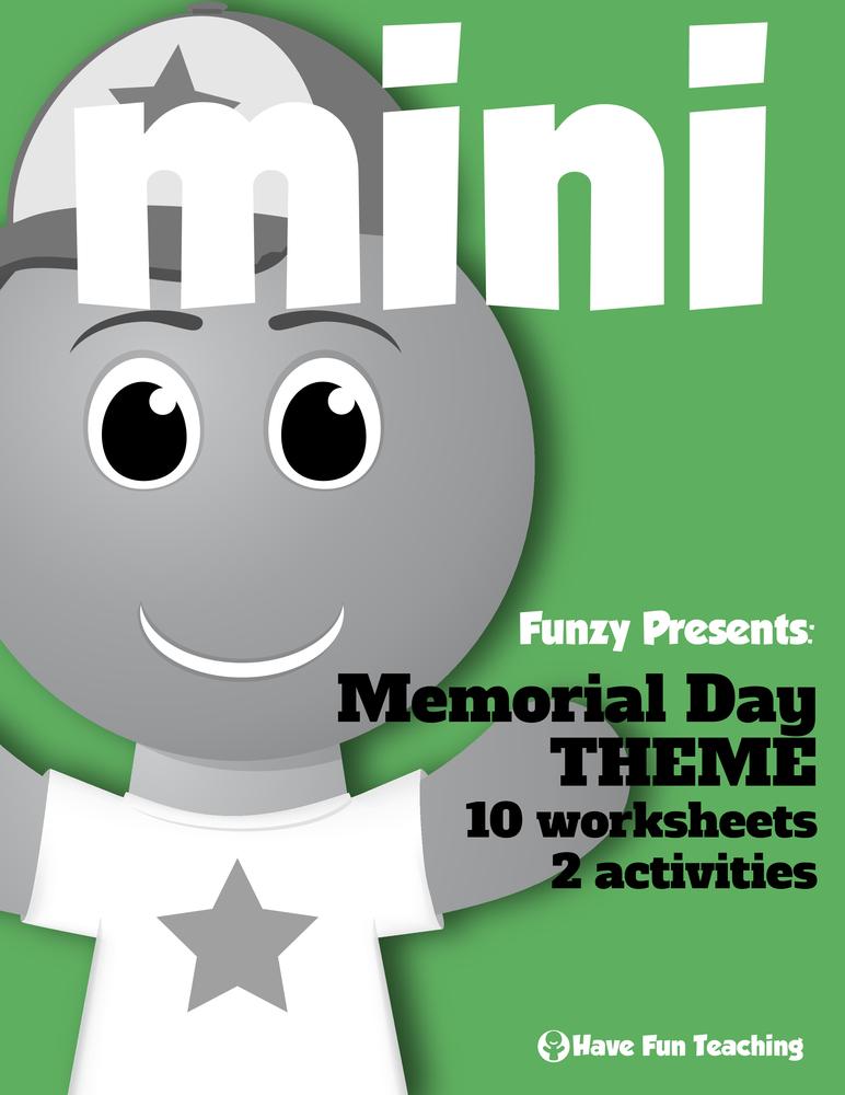 Memorial Day Mini Pack