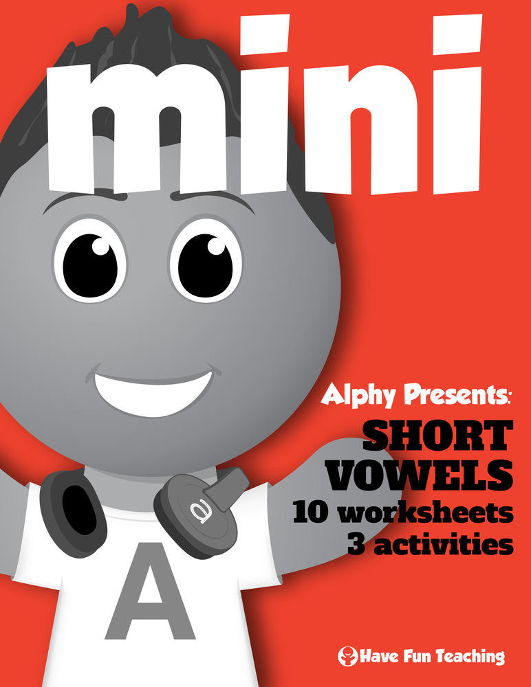 Short Vowels Mini Pack