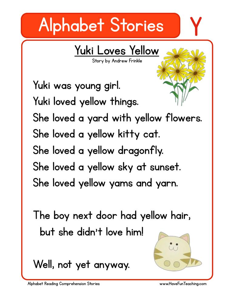 math worksheet : kindergarten worksheets  page 3 of 16  have fun teaching : Story Worksheets For Kindergarten