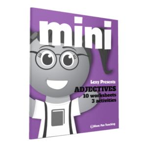 Mini Pack: Adjectives