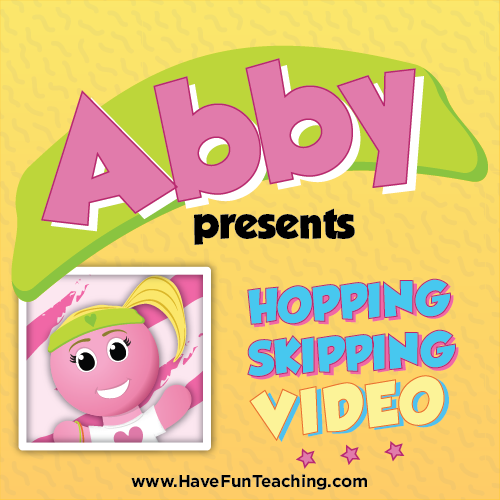 Hopping Skipping Video