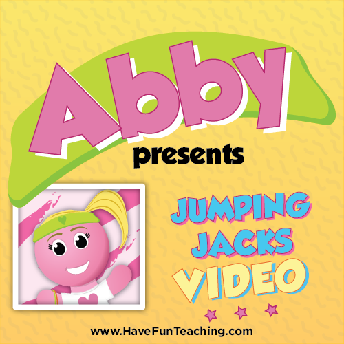 Jumping Jacks Video