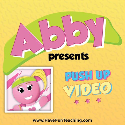 Push Up Video