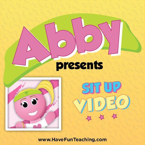 Sit Up Video