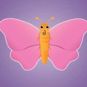 Have Fun Teaching - Butterfly Video
