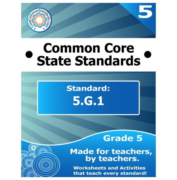 5.G.1 Fifth Grade Common Core Lesson