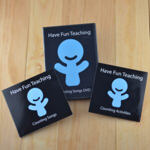 Have Fun Teaching | Counting Package