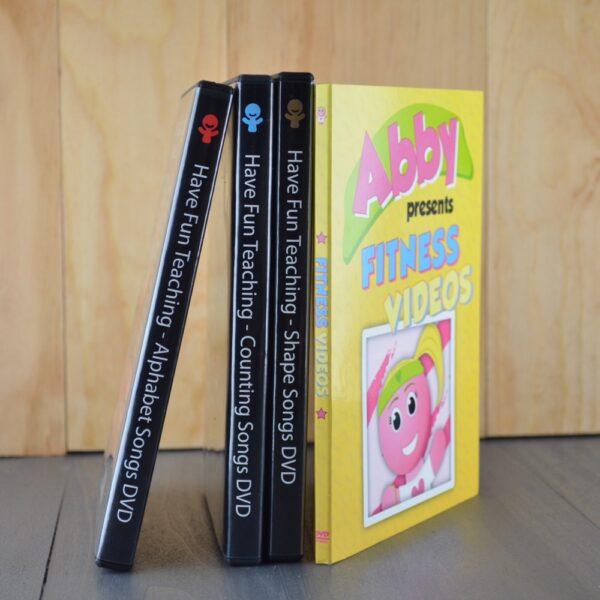 Have Fun Teaching | DVD Bundle