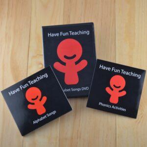 Have Fun Teaching | Phonics Package