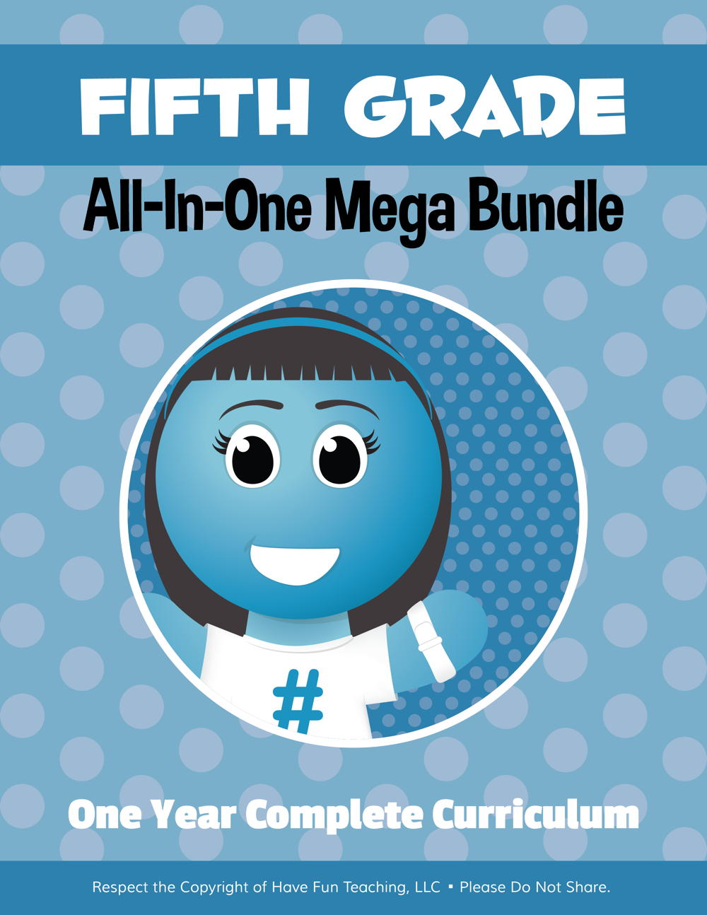 Fifth Grade One Year Curriculum