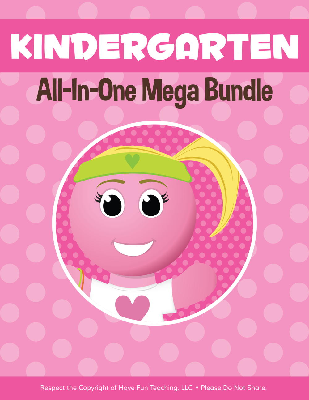 Kindergarten One Year Curriculum
