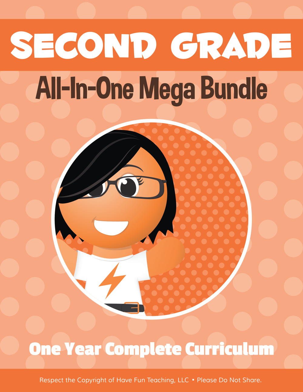 Second Grade One Year Curriculum