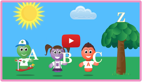 Alphabet Song (Official Alphabet Music Video by Have Fun Teaching)