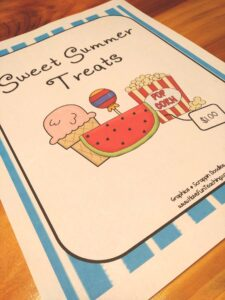 Sweet Summer Treats | Have Fun Teaching