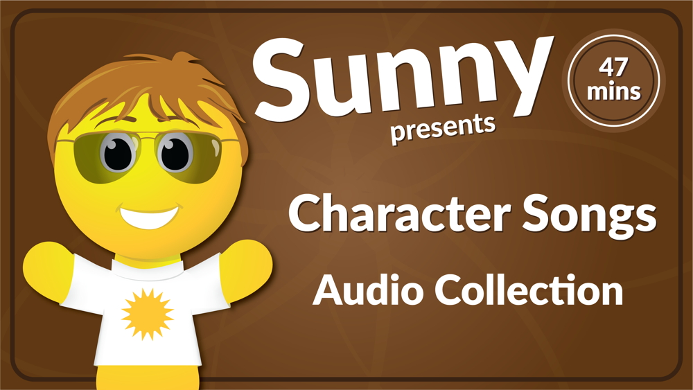 Character Songs (Audio Collection)