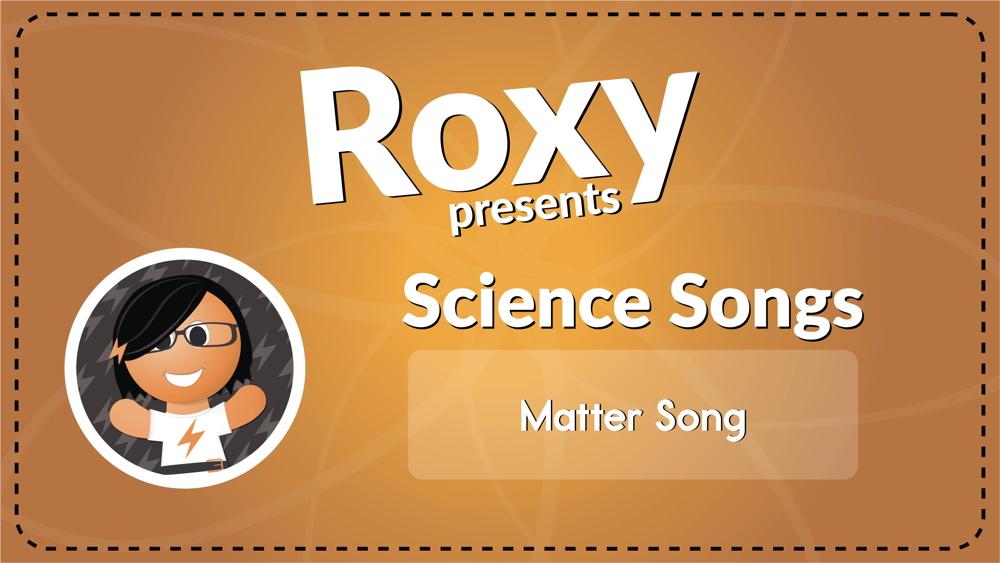Matter Song (Audio)