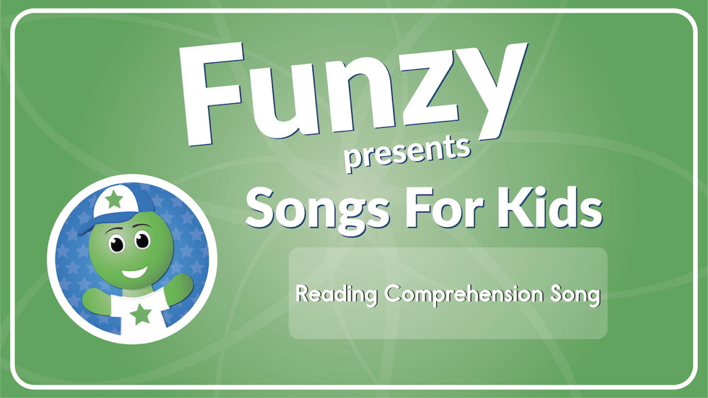 Reading Comprehension Song (Audio)