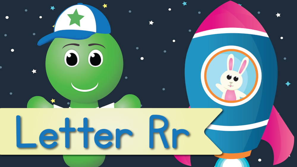 Letter R Song (Animated Music Video) • Have Fun Teaching