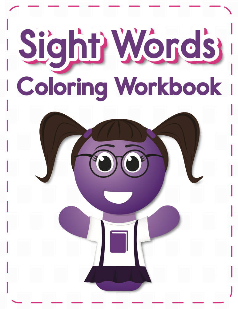 - Sight Words Coloring Pages Workbook • Have Fun Teaching