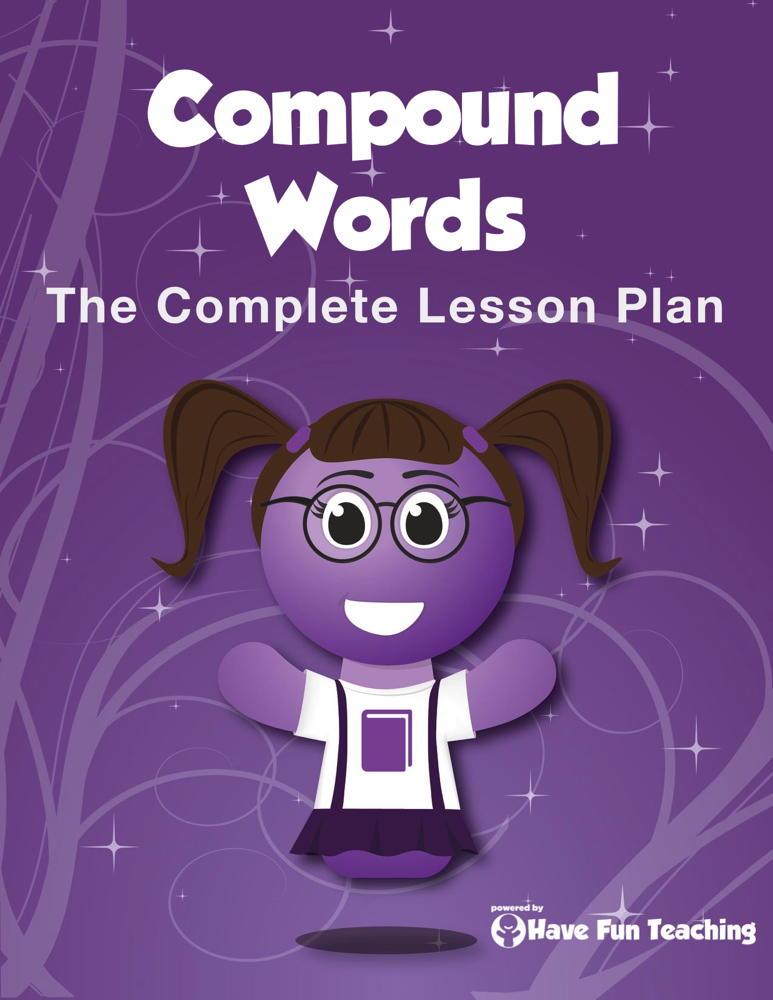 Compound Words Lesson Plan