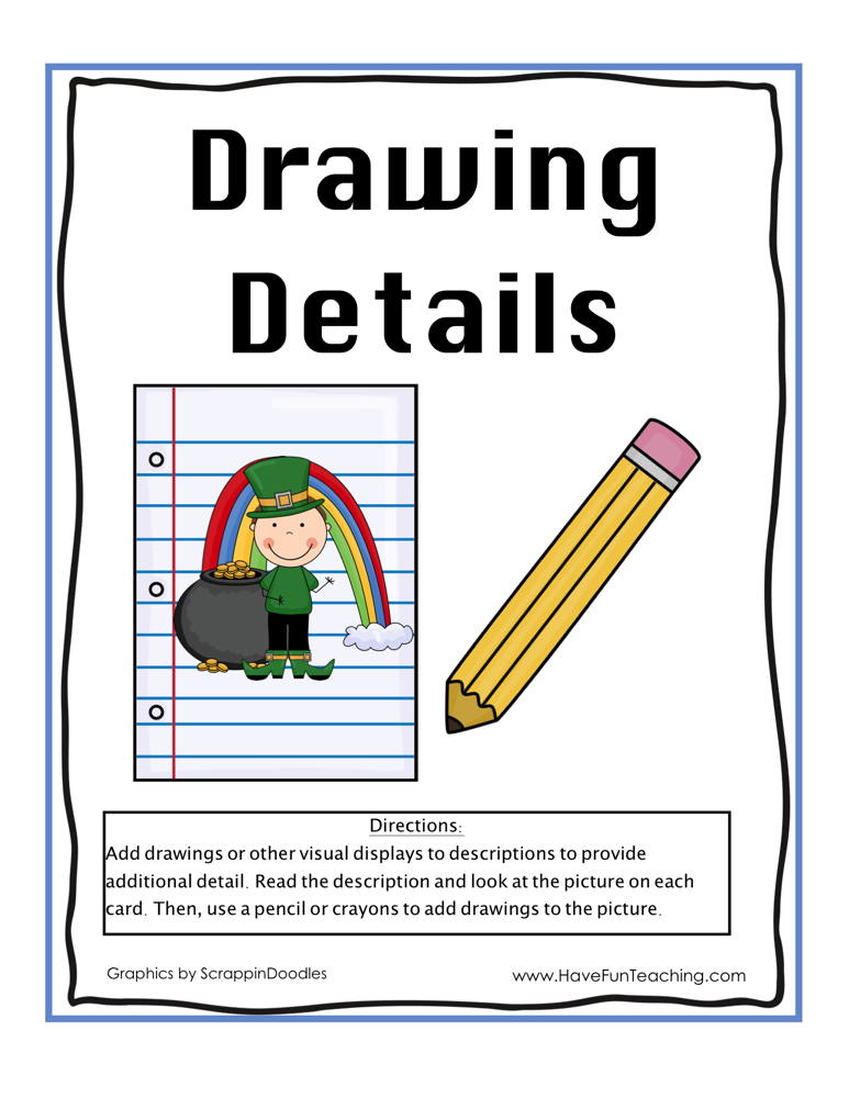 Drawing Details Activity