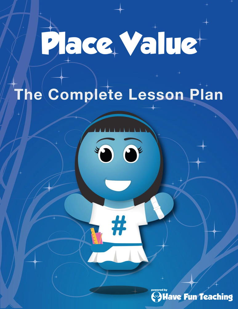 Place Value Lesson Plan
