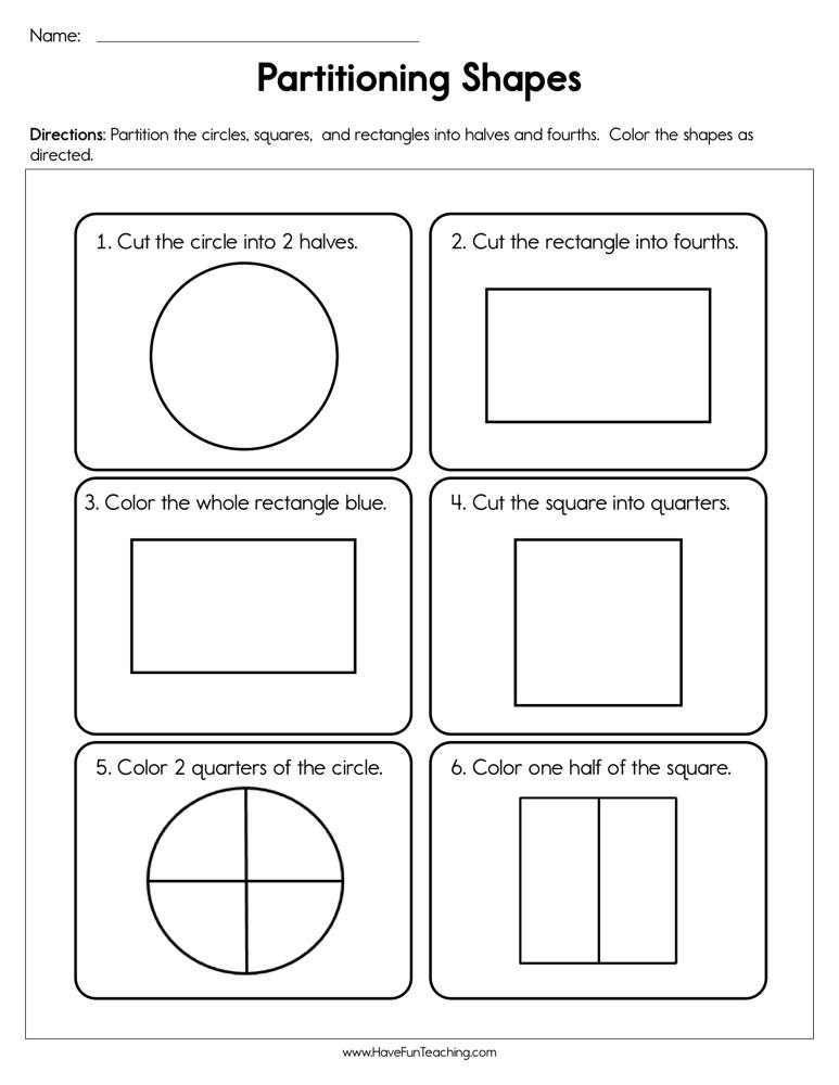 first grade fractions resources have fun teaching. Black Bedroom Furniture Sets. Home Design Ideas