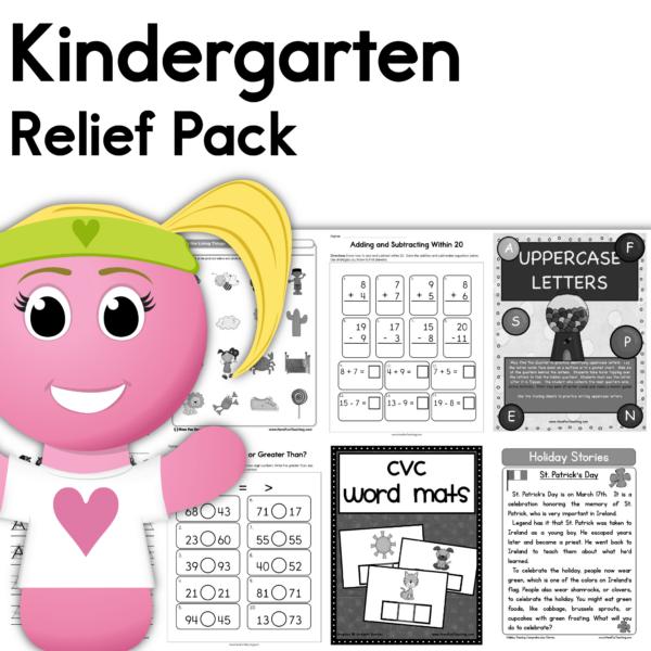 Kindergarten Disaster Relief Resources